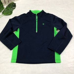 carters 1/2 zip pullover sweater